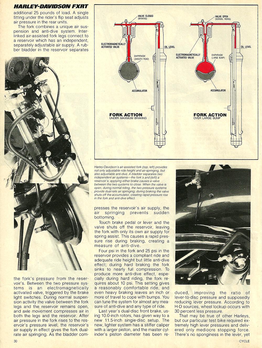 1983 Harley Davidson FXRT Sport Glide road test 7.jpg
