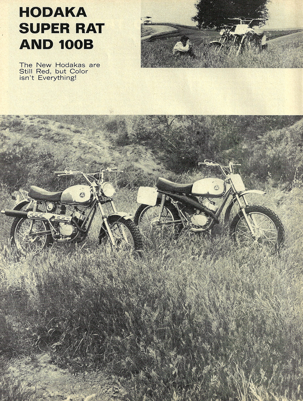1970 Hodaka Super Rat 100B road test 01.jpg
