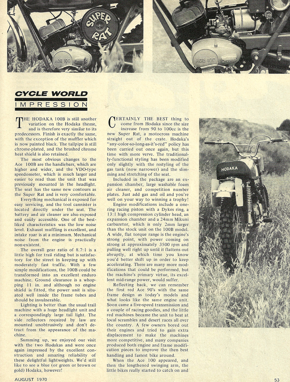 1970 Hodaka Super Rat 100B road test 02.jpg