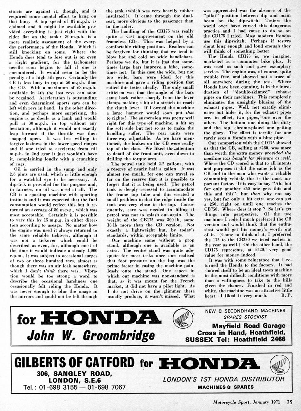 1971 Honda CB175 road test 3.jpg