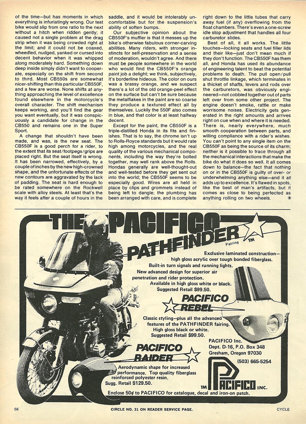 1975 Honda CB550F SS road test 6.jpg