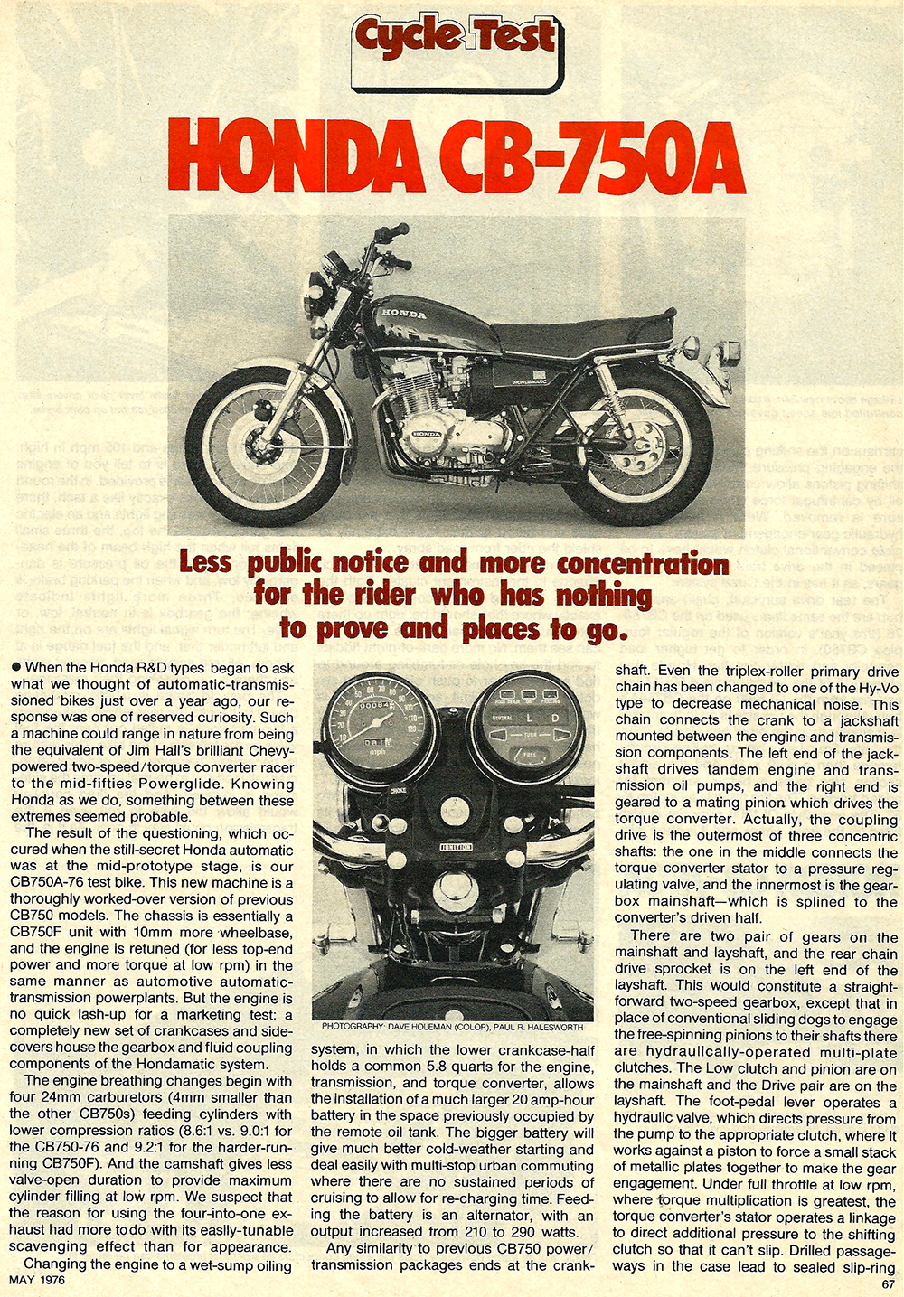 1976 Honda CB750A road test 2.JPG