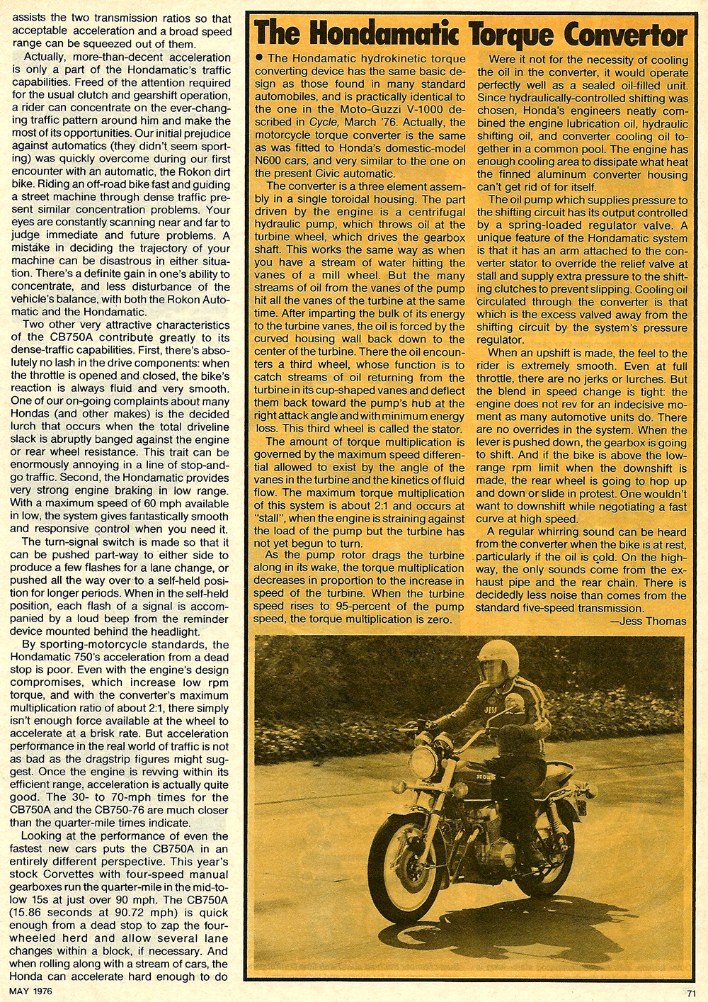 1976 Honda CB750A road test 6.JPG