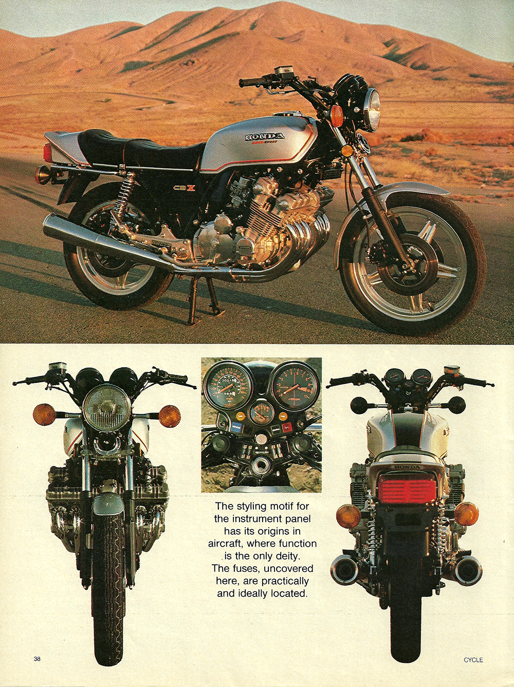 1978 Honda CBX Super Sport road test 05.jpg