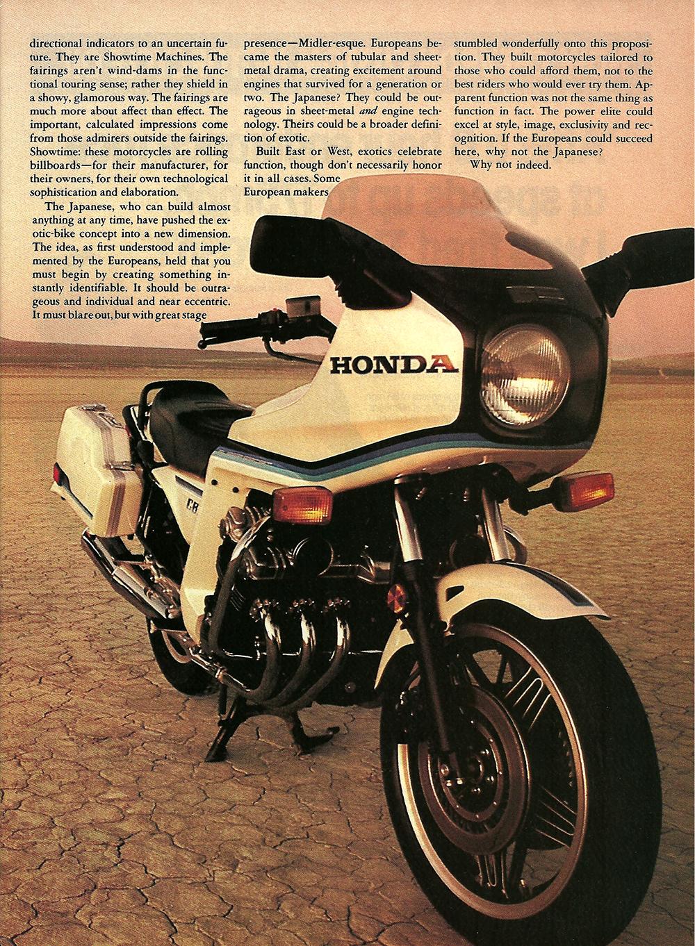 1982 Honda CBX vs CX 500 Turbo road test 02.jpg