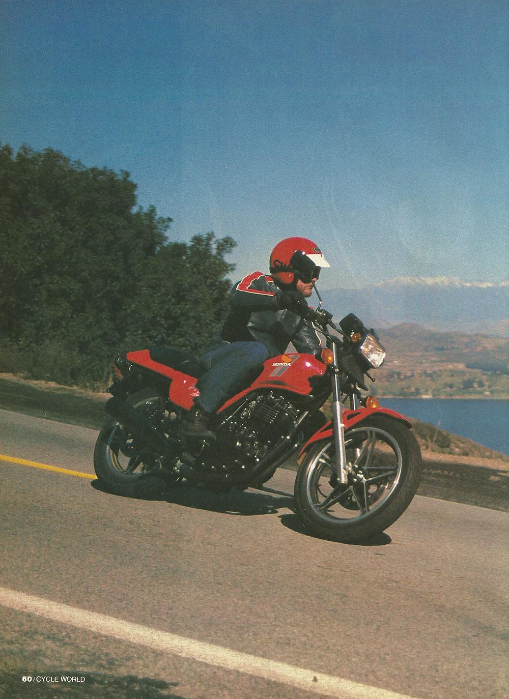 1982 Honda FT500 Ascot road test 01.jpg