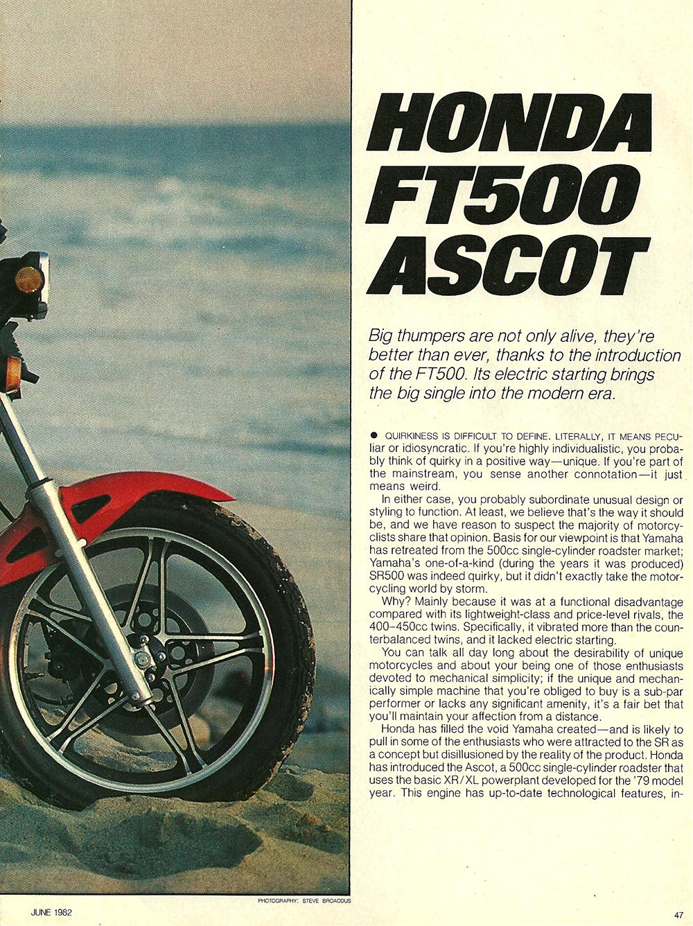 1982 Honda FT500 Ascot road test 2 02.jpg