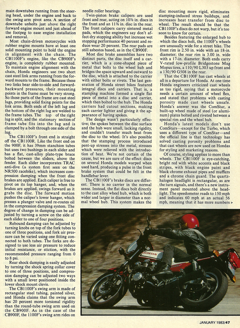 1983 Honda CB1100F road test 04.jpg