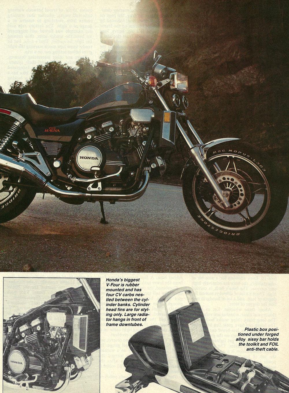 1983 Honda V65 Magna 06