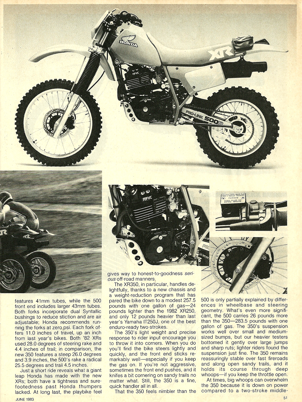 1983 Honda XR350R XR500R road test 4.jpg