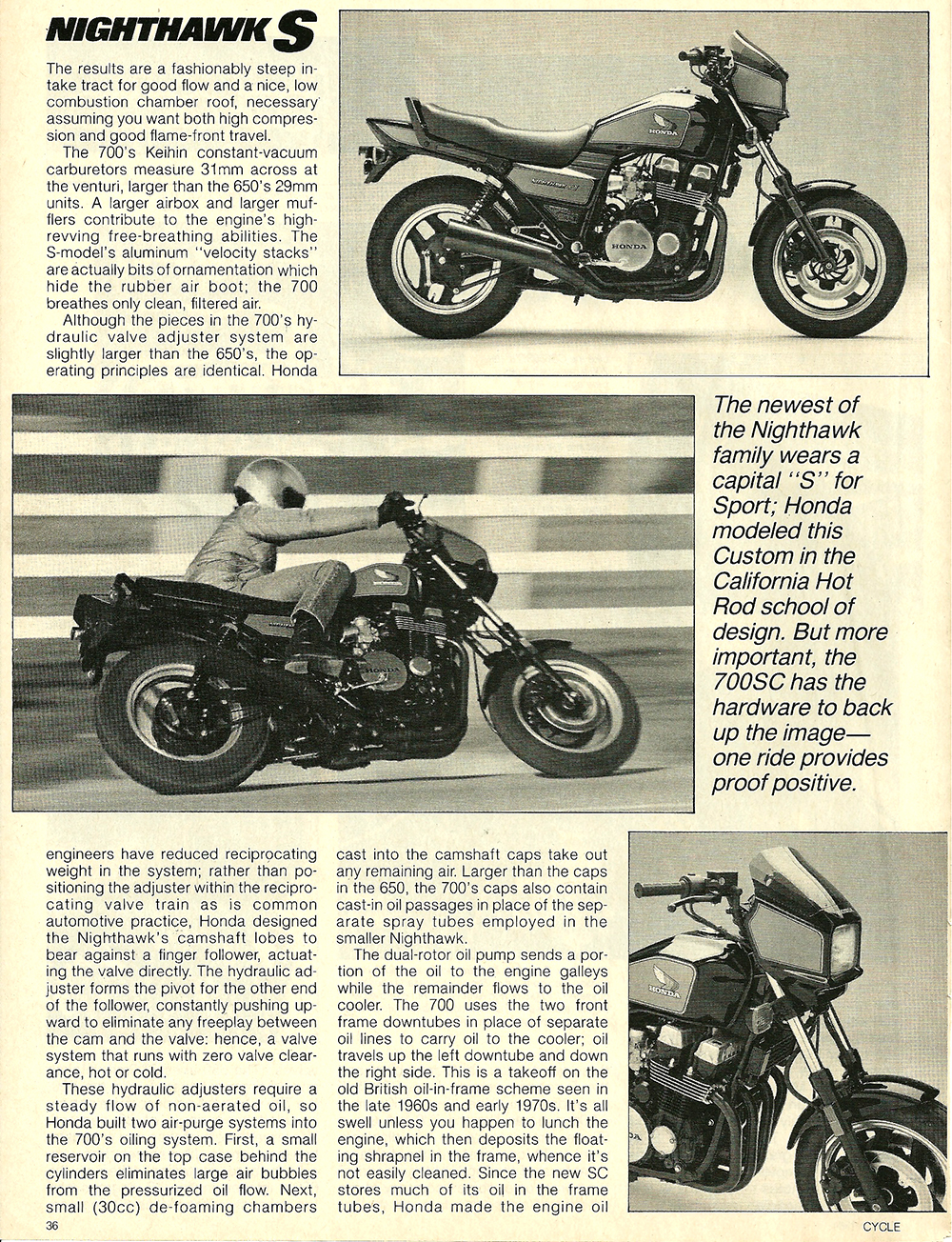1984 Honda CB700SC Nighthawk S road test 5.jpg