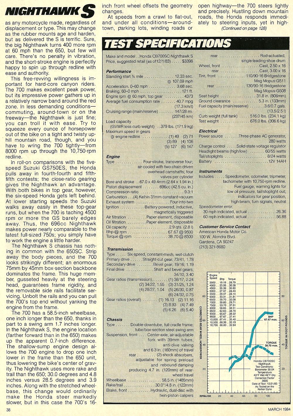 1984 Honda CB700SC Nighthawk S road test 7.jpg