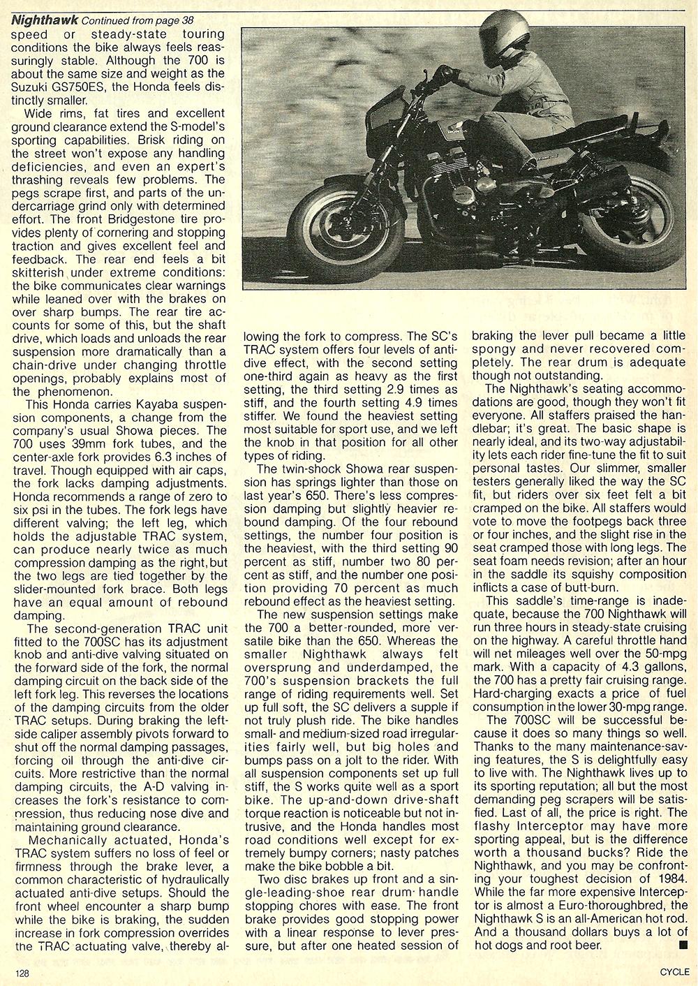 1984 Honda CB700SC Nighthawk S road test 8.jpg
