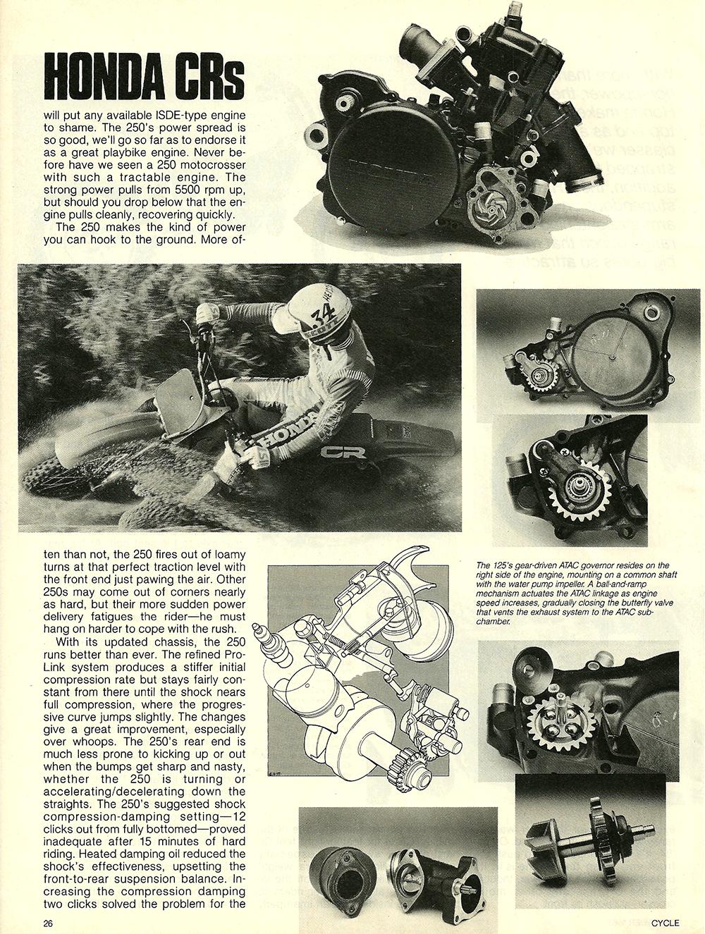 1984 Honda CR 125 250 500 road test 09.jpg
