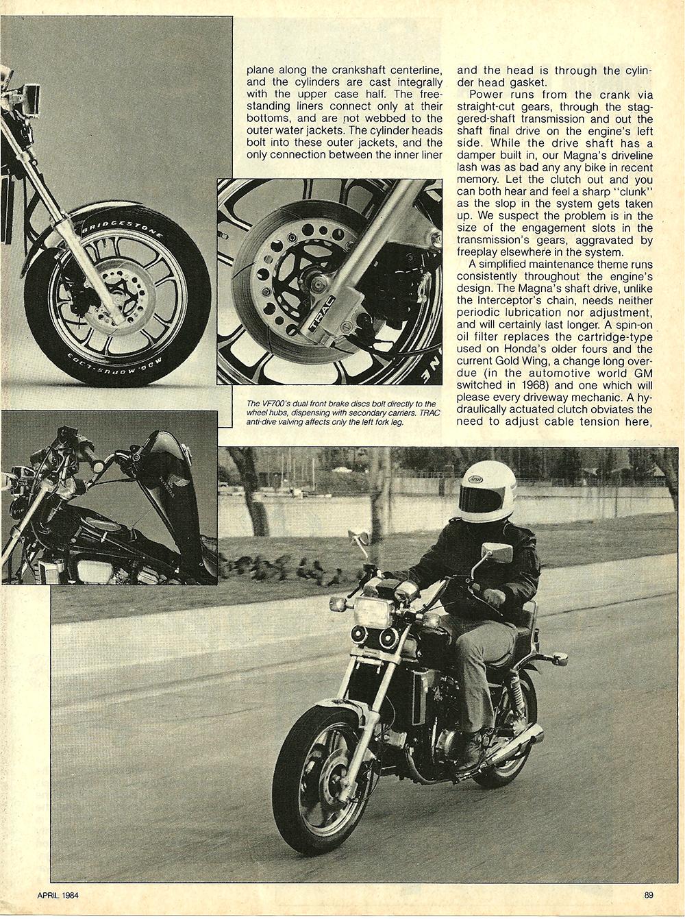 1984 Honda VF700C Magna road test 4.jpg