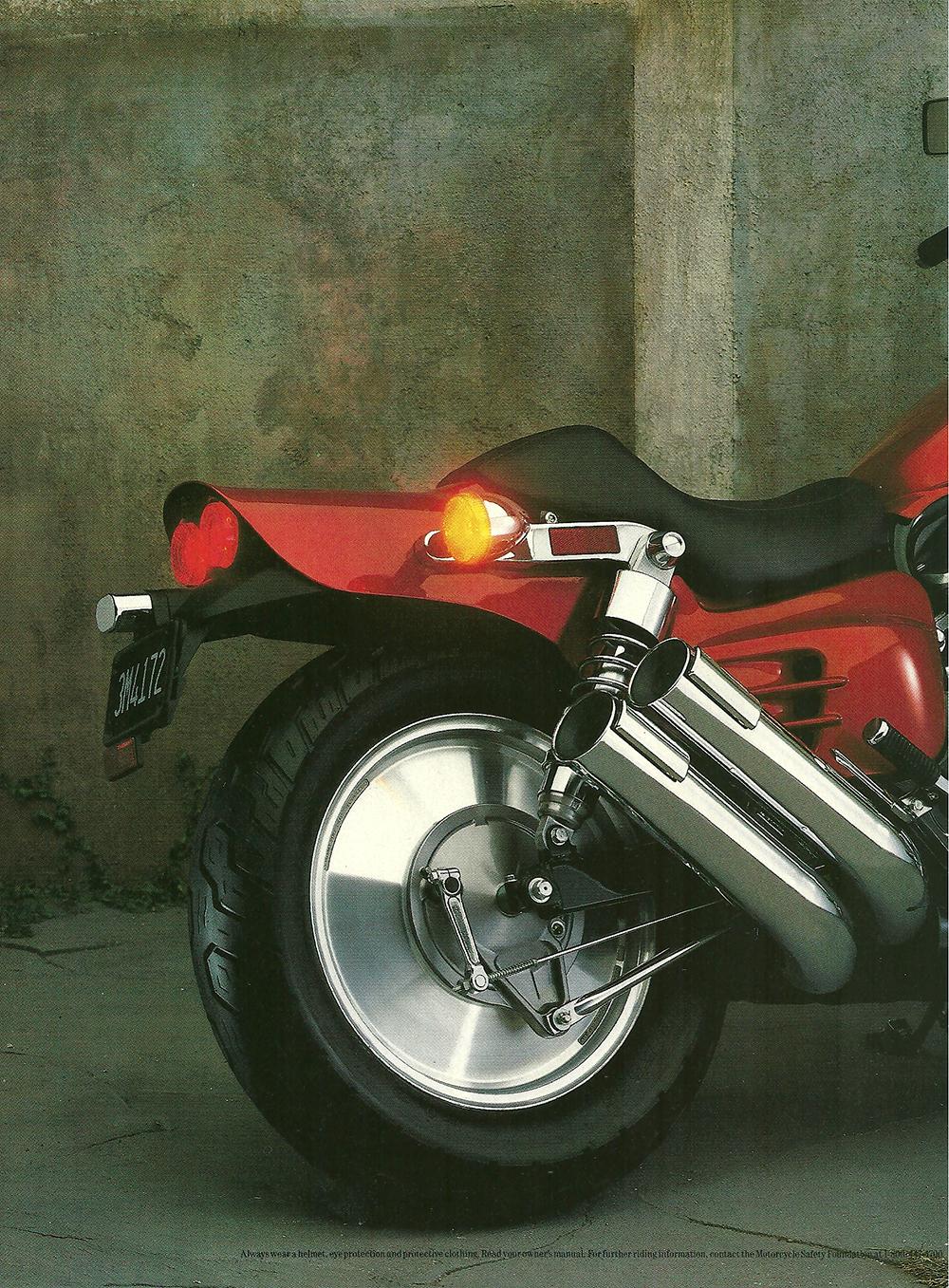 1987 Honda 700 Magna road test 06.jpg
