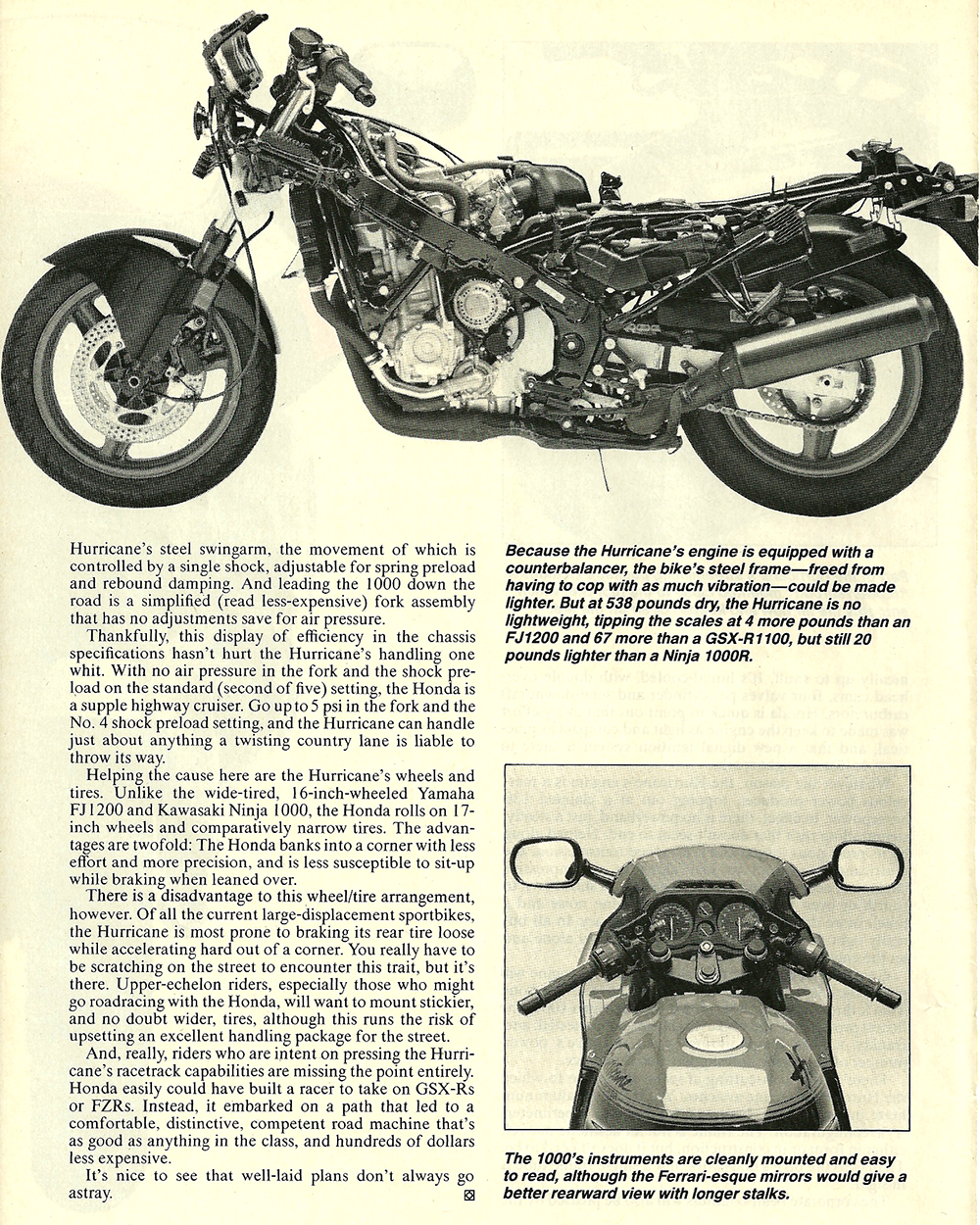 1987 Honda Hurricane 1000 road test 07.jpg