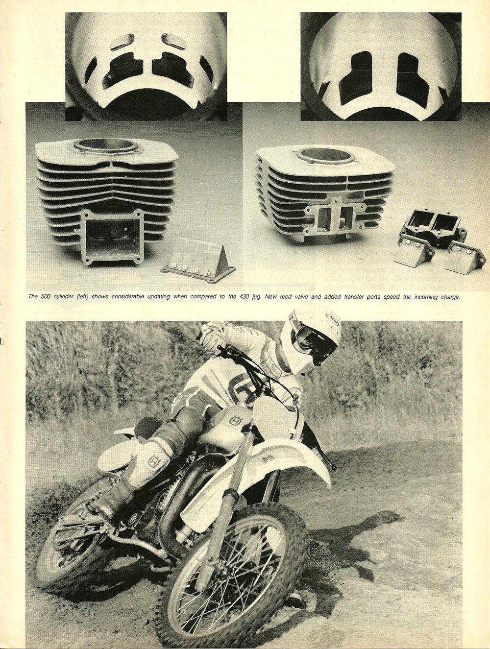 1983 Husqvarna 500 CR road test 6.jpg