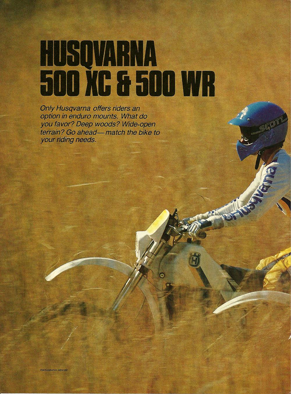 1984 Husqvarna 500 XC WR road test 1.jpg