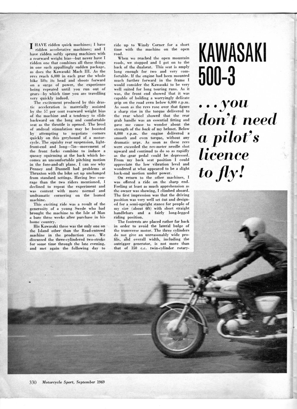 1969 Kawasaki 500-3 road test 1.jpg