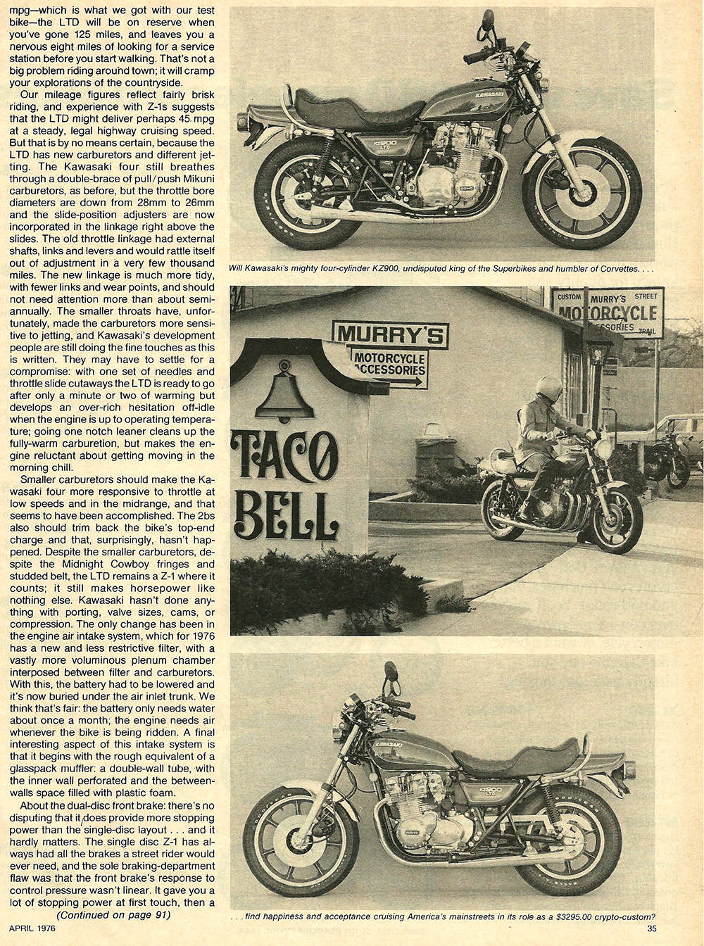 1976 Kawasaki KZ900 LTD road test 6.jpg