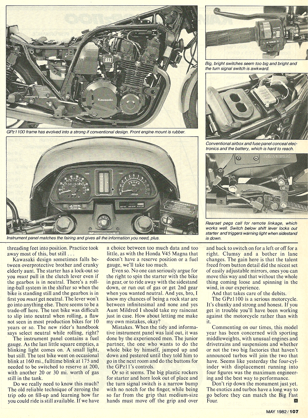 1982 Kawasaki GPz1100 road test 05.jpg