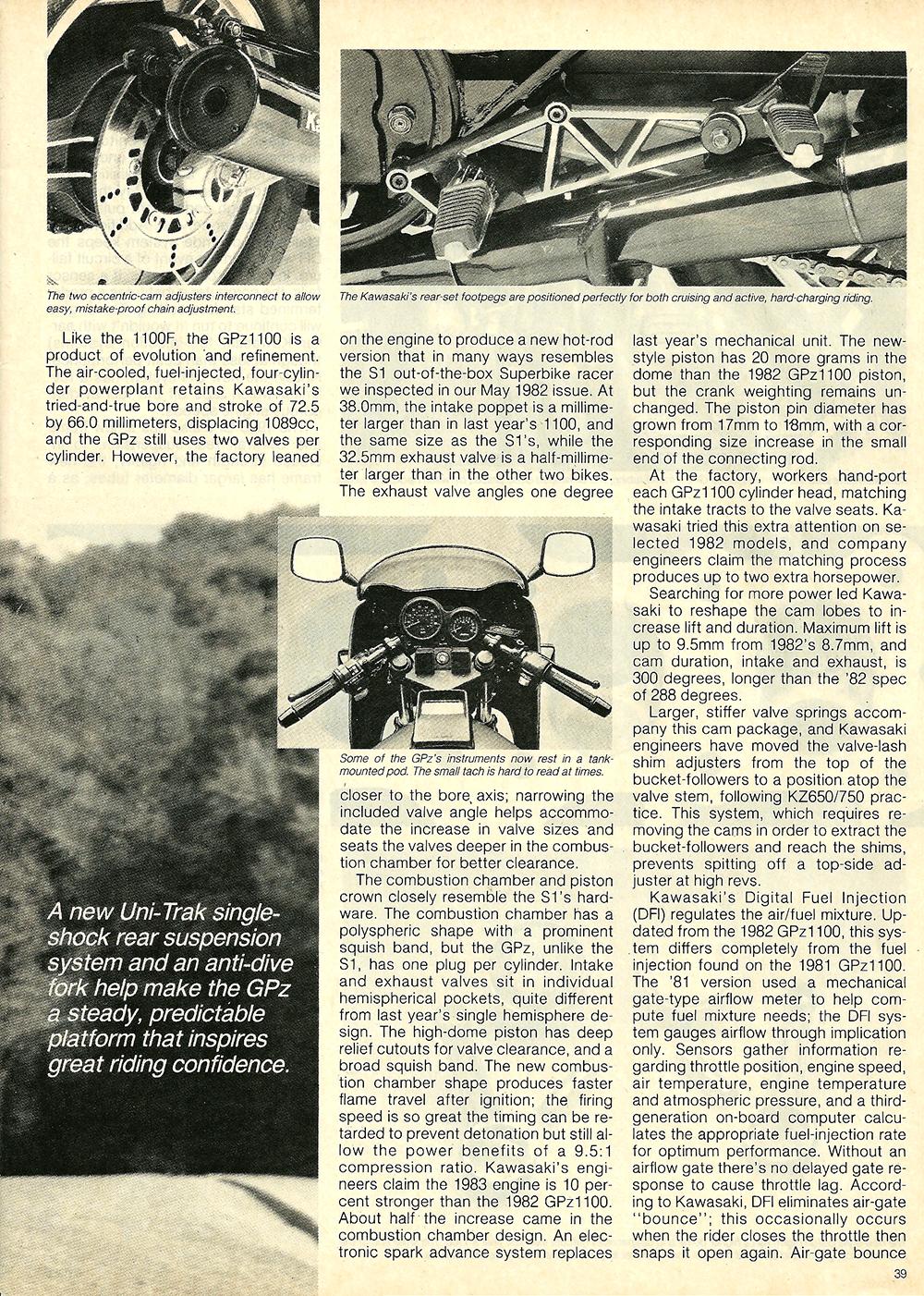 1983 Kawasaki GPz1100 road test 4.jpg