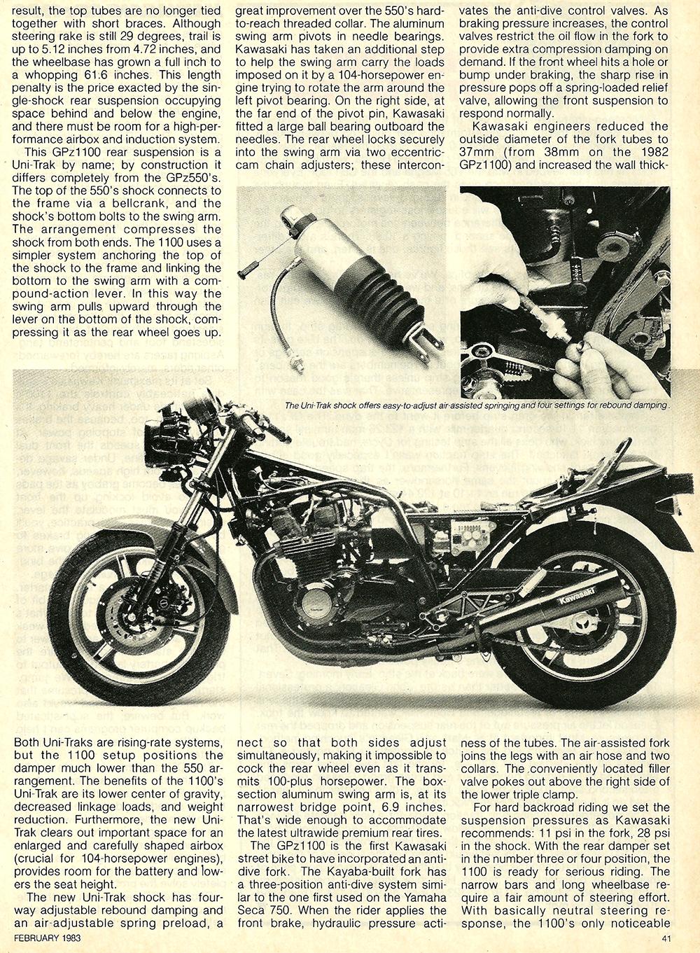 1983 Kawasaki GPz1100 road test 6.jpg