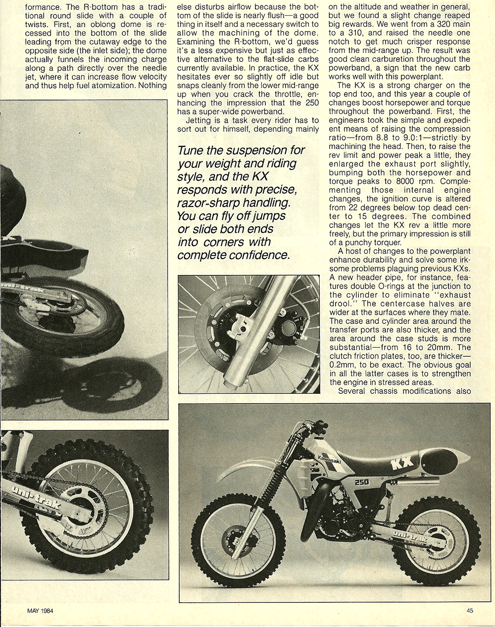 1984 Kawasaki KX250 road test 4.jpg
