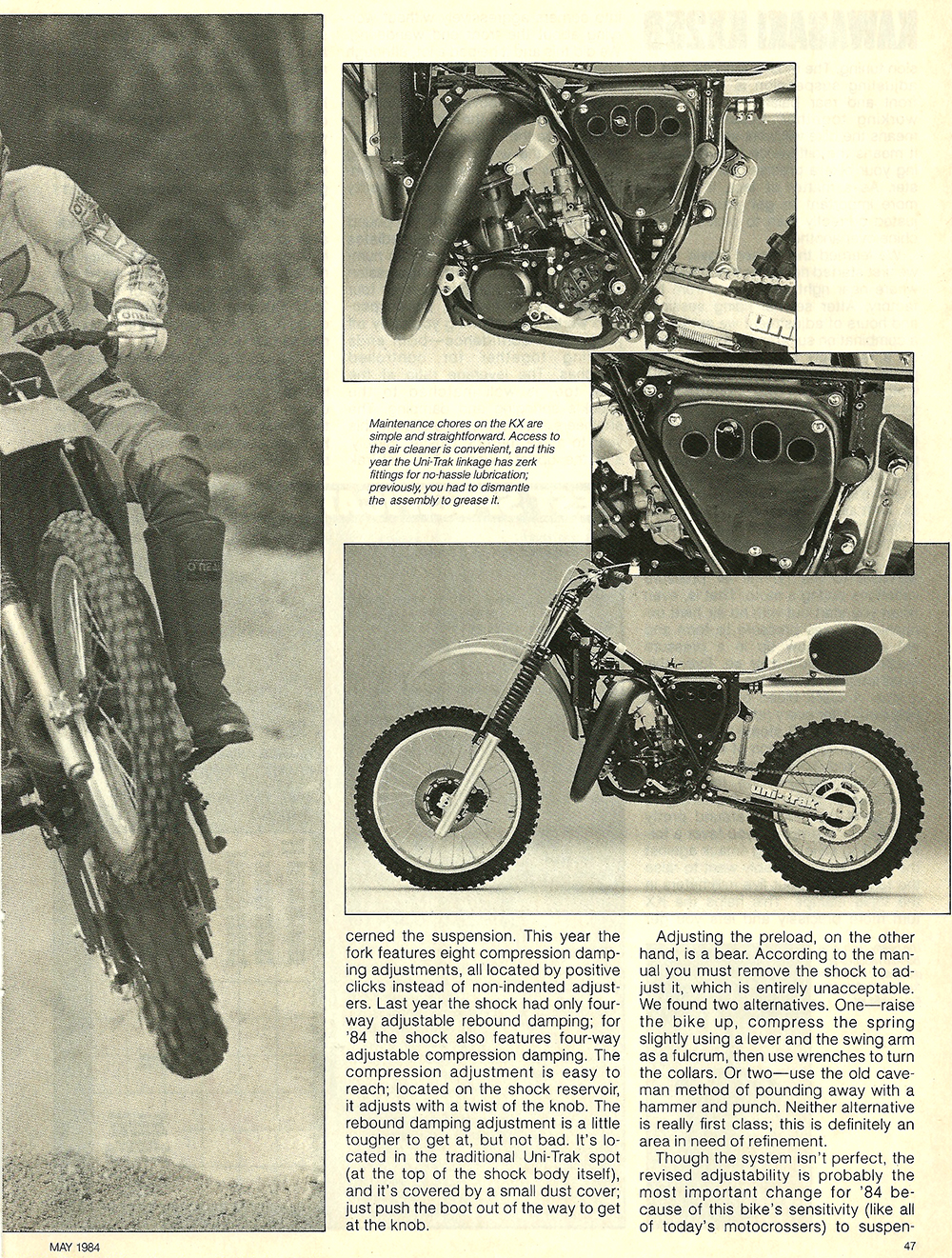 1984 Kawasaki KX250 road test 6.jpg
