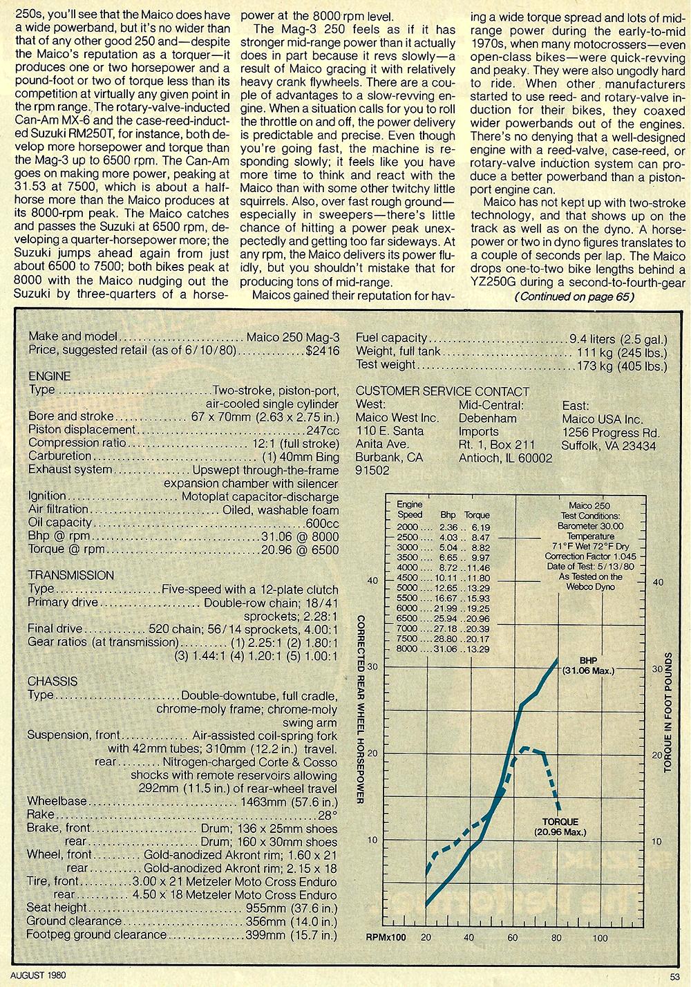 1980 Maico 250 Mag-3 road test 6.jpg