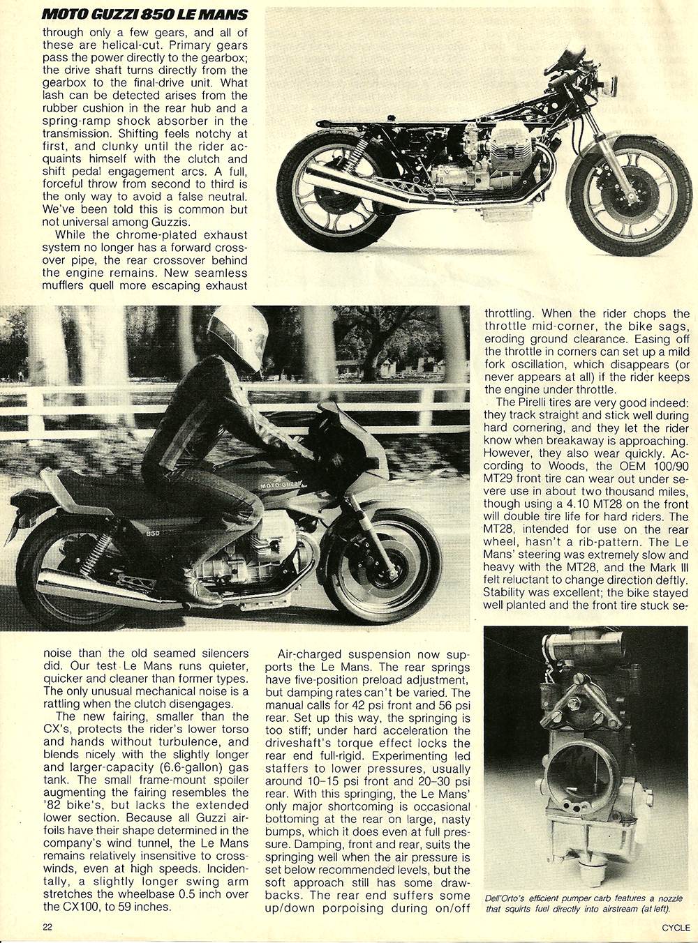 1983 Moto Guzzi 850 Lemans 3 road test 5.jpg