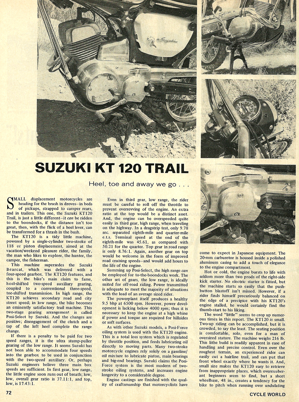 1968 Suzuki KT 120 Trail bike road test 01.jpg