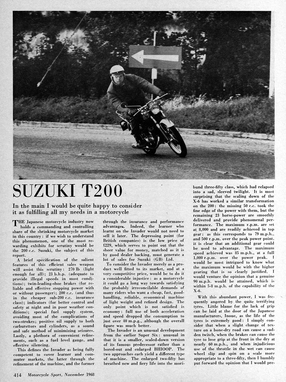 1969 Suzuki T200 road test 1.jpg