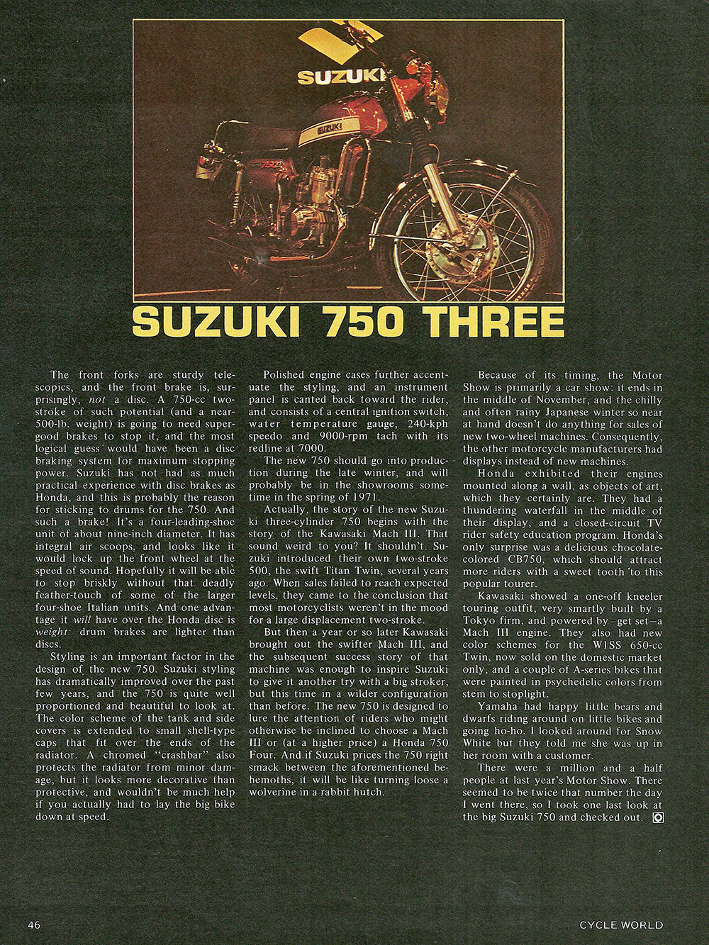 1971 Suzuki GT750 road test 03.jpg