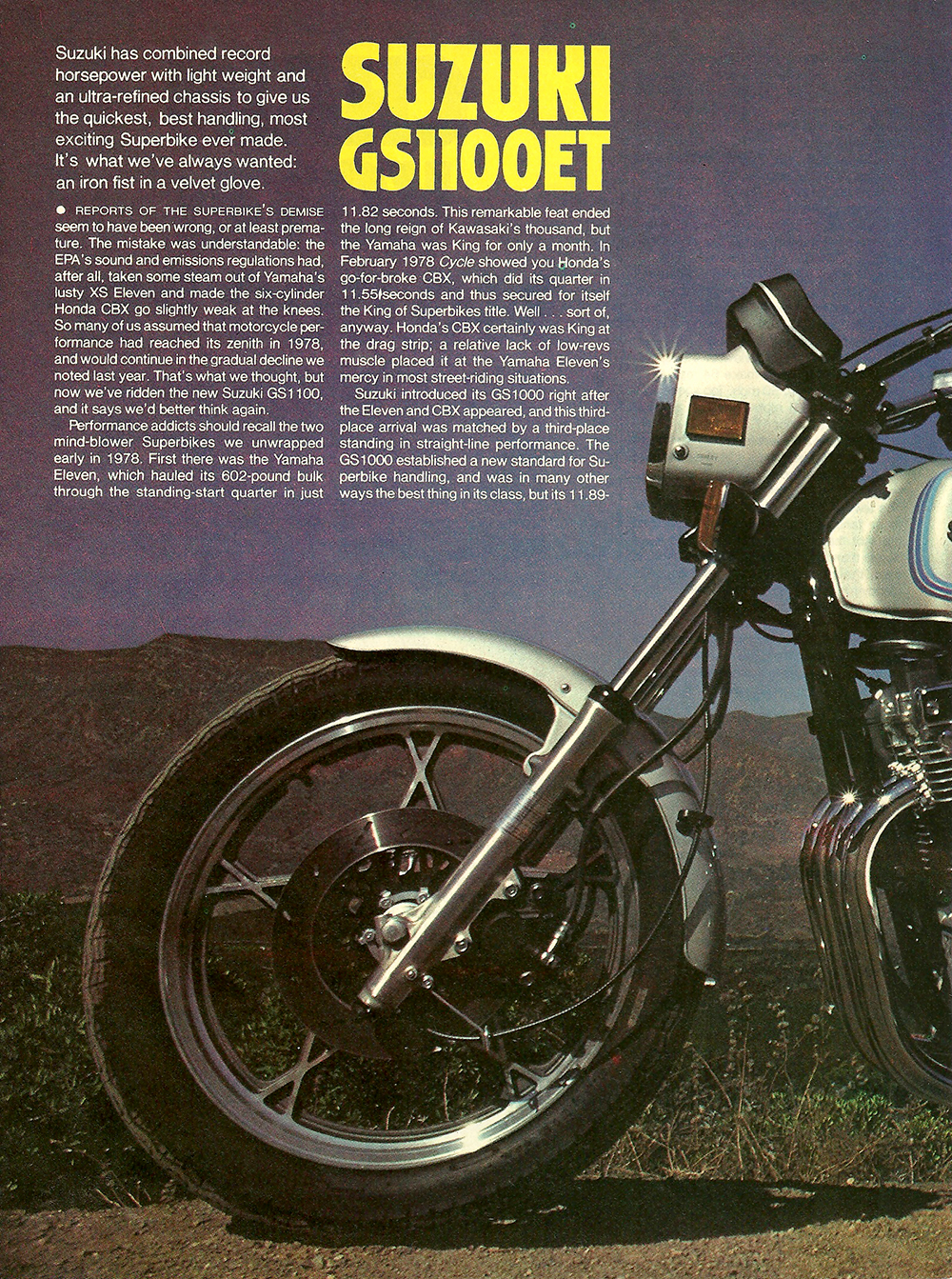 1980 Suzuki GS1100 ET road test 01.jpg