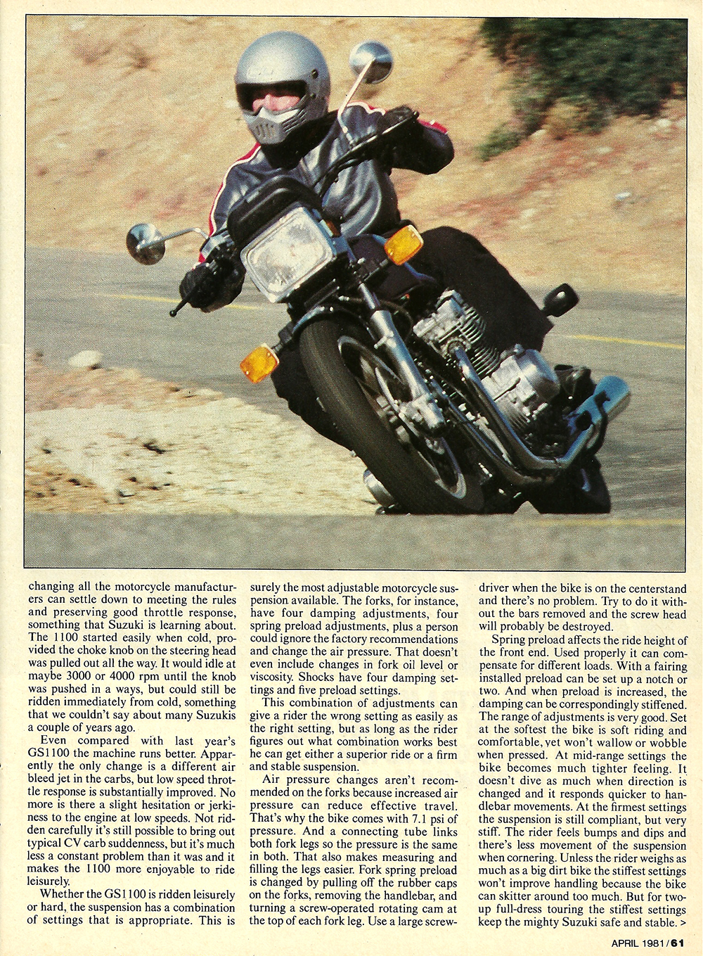1981 Suzuki GS1100E road test 3.jpg
