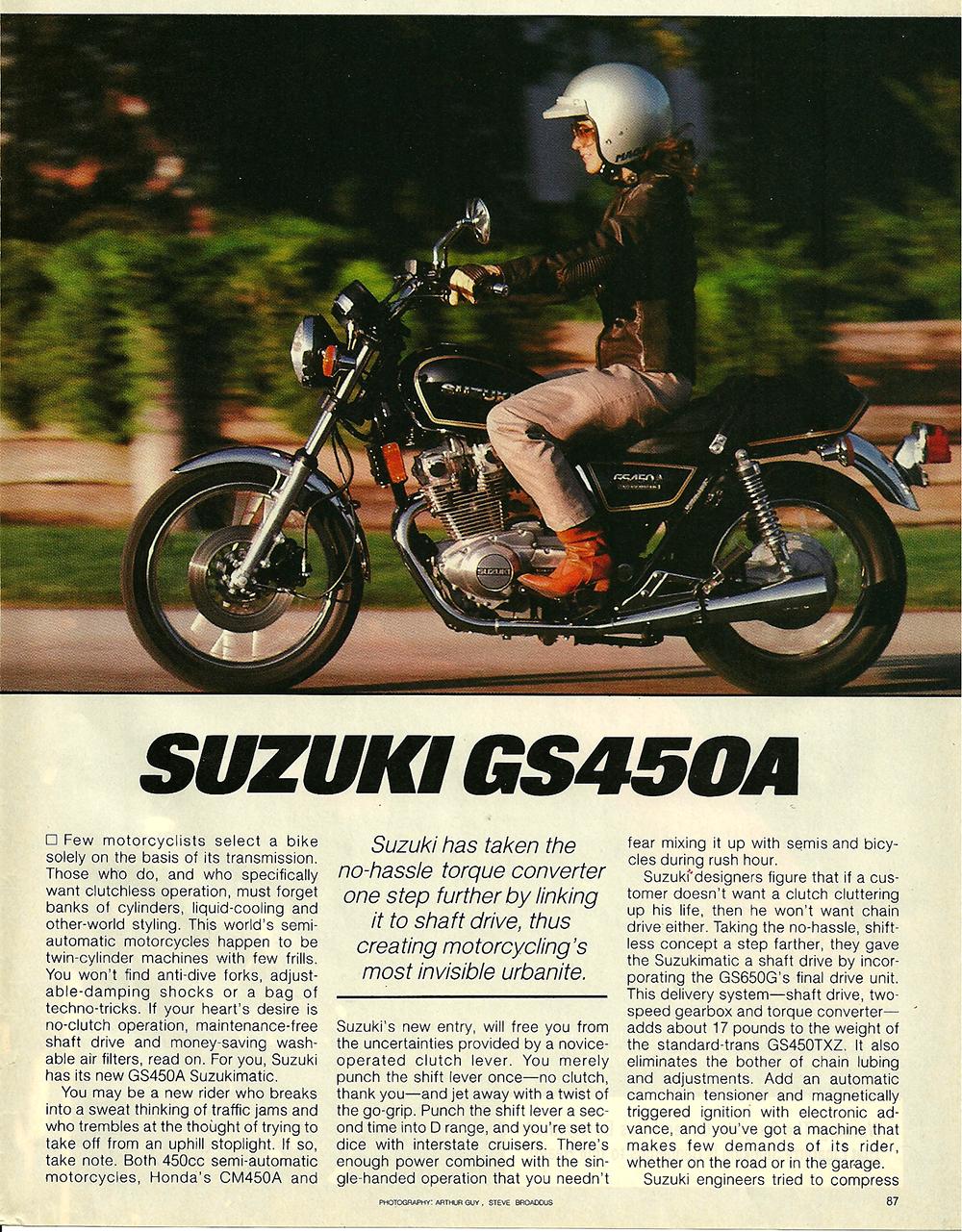 1982 Suzuki GS450A road test 1.jpg