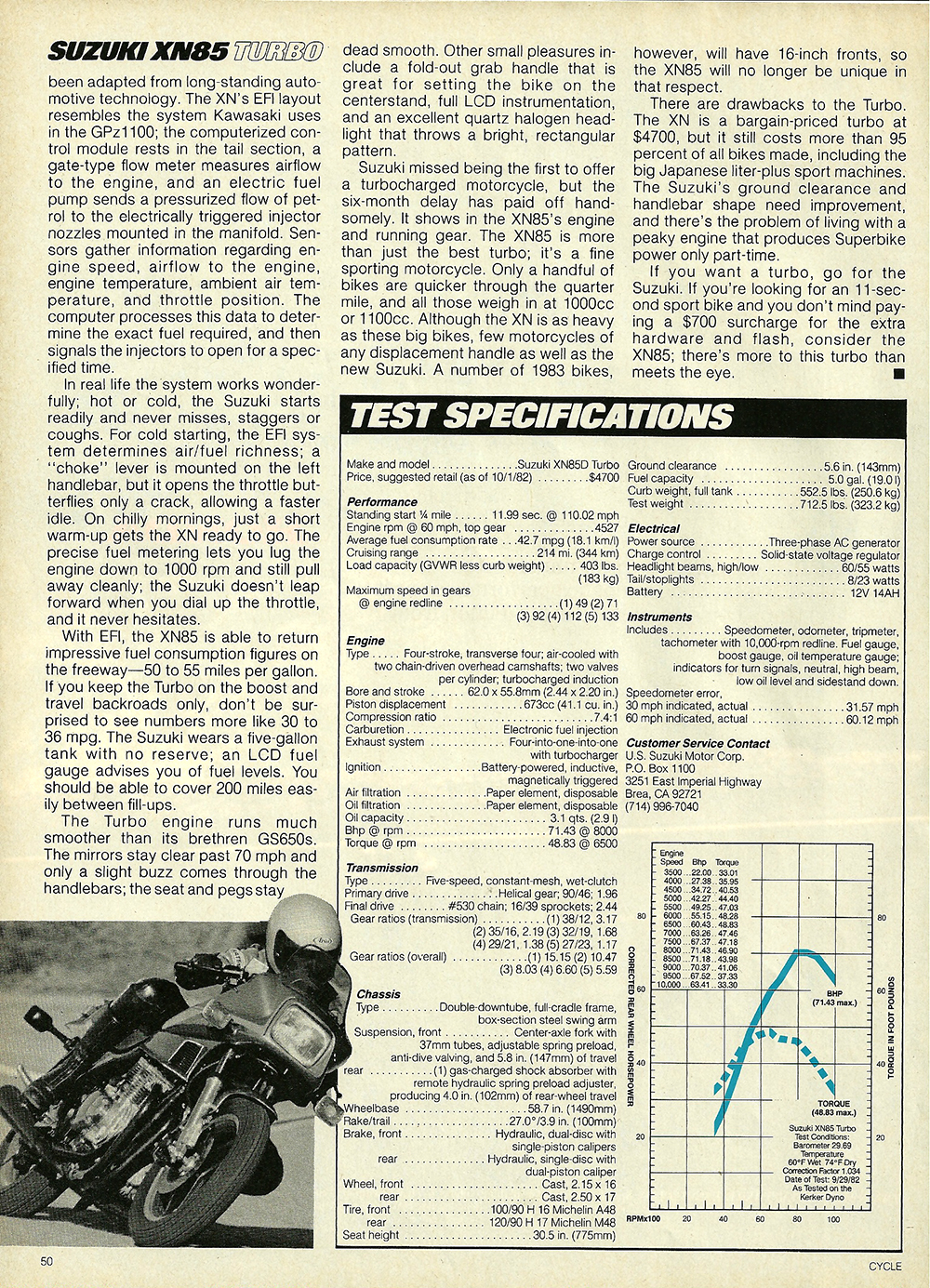 1983 Suzuki XN85 Turbo road test 8.jpg