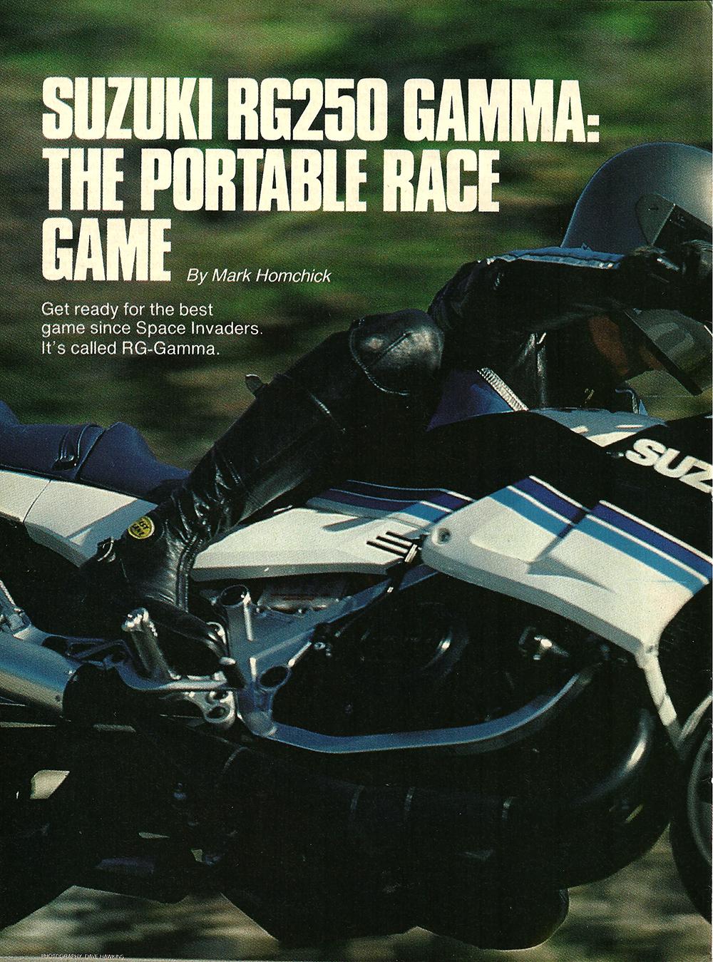 1984 Suzuki RG250 Gamma road test 1.jpg