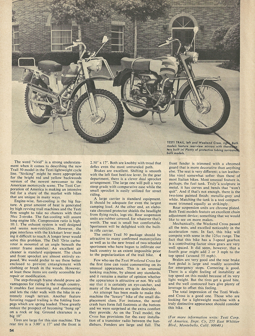 1966 Testi 50cc & 90cc road test 2.JPG