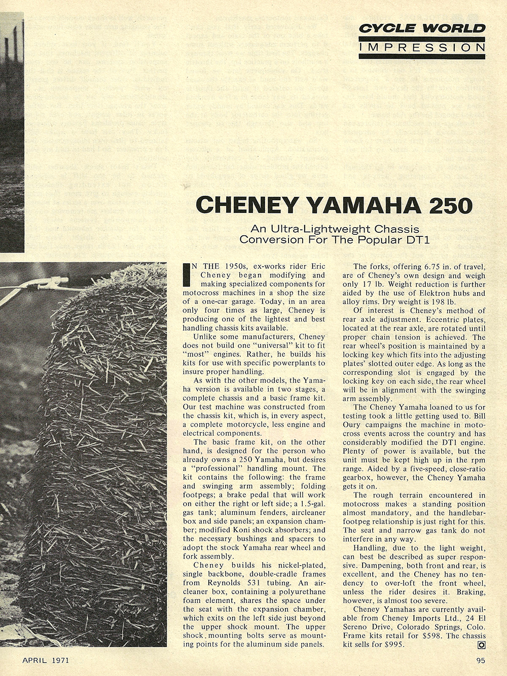 1971 Yamaha Cheney DT1 250 impression 02.jpg