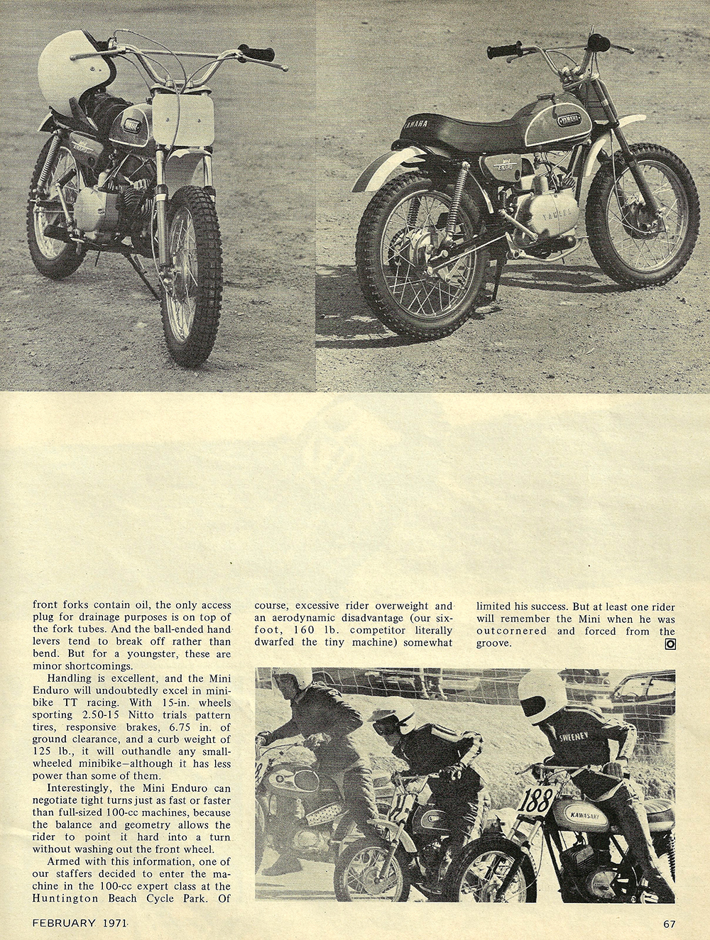 1971 Yamaha Mini Enduro test 02.jpg