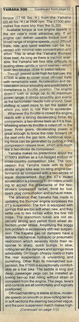 1976 Yamaha XT500C off road test 6.JPG