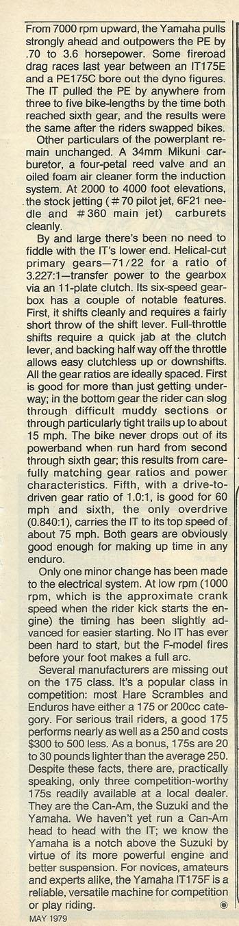 1979 Yamaha IT175F off road test 10.jpg