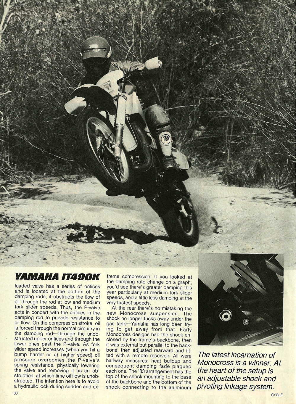 1983 Yamaha IT490K road test 4.jpg