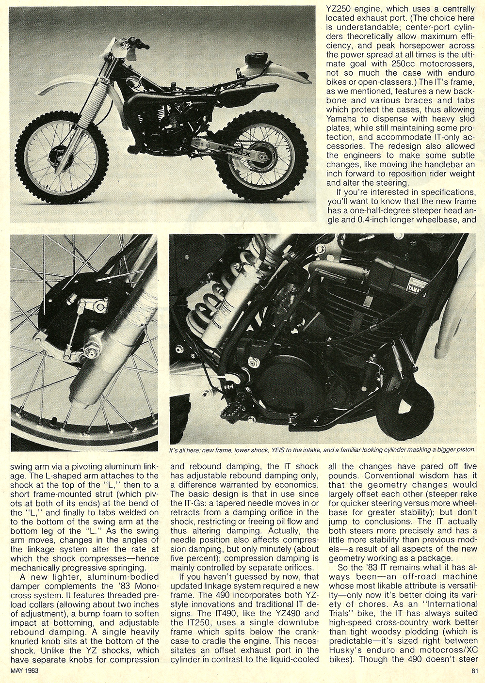 1983 Yamaha IT490K road test 5.jpg