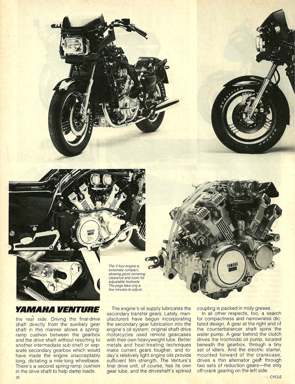 1983 Yamaha XVZ12TK Venture road test 05.jpg