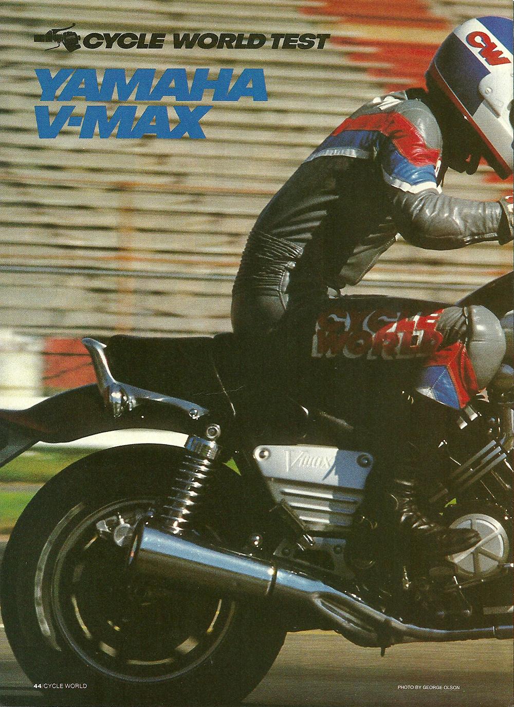 1985 Yamama Vmax 1200 road test 01.jpg