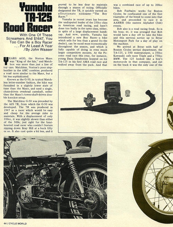 1974 Yamaha TA-125 Road Racer test 1.jpg